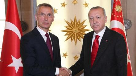 Erdoğan ile Stoltenberg görüştü: NATO diyalog için bir platform oluşturmaktadır