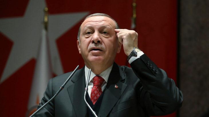 Erdoğan'dan Charlie Hebdo tepkisi
