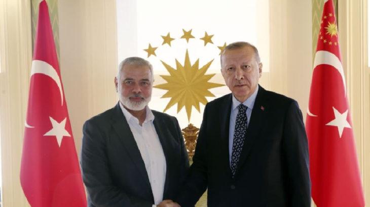 ABD'den Erdoğan'ın Hamas'la görüşmesine tepki: Şiddetle karşı çıkıyoruz