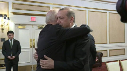 Erdoğan'dan Biden'a 'sitem': Dostluğumuz var be!
