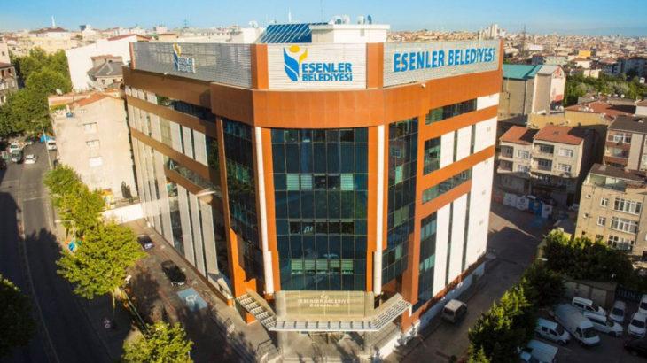 AKP'li Esenler Belediyesi'nden İBB'ye sansür
