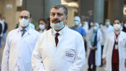 ''İçeriği belli olmayan bazı ilaçlar 16 koronavirüs hastası üzerinde doğrudan denendi'' iddiası