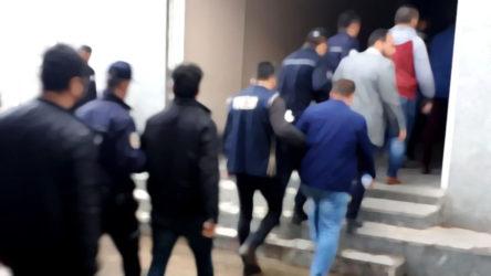 40 ilde eş zamanlı yapılan FETÖ operasyonunda 36 tutuklama