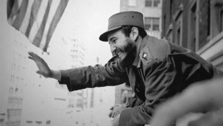 Yoldaş Fidel Castro 94 yaşında