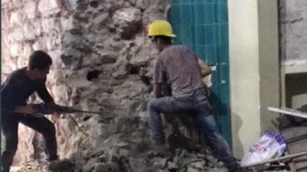 İnşaat Mühendisleri Odası: Galata Kulesi'nde hem tarih hem de kent suçu işlenmiştir