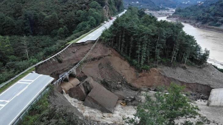 Giresun'daki sel felaketinde can kaybı artıyor