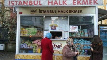 AKP'li belediye Halk Ekmek büfesini kaldırmak istedi