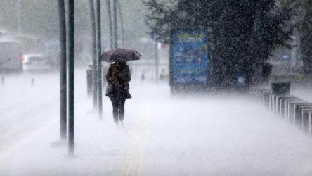 Meteorolojiden sağanak, kar ve fırtına uyarısı
