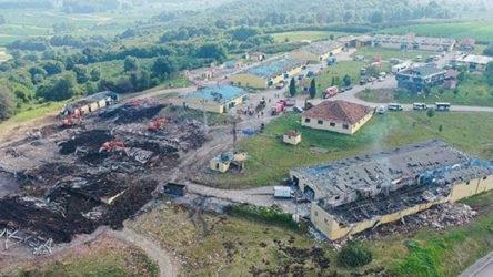 7 işçinin hayatını kaybettiği havai fişek fabrikasındaki ihmaller bilirkişi raporunda