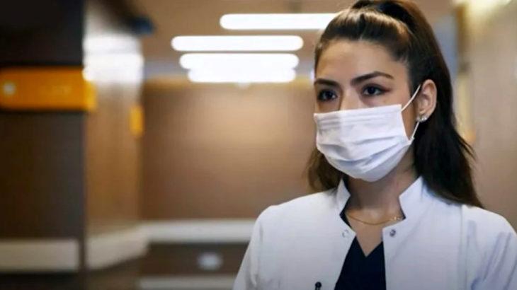 Koronavirüse yakalanan hemşire: Geçiçi kör oldum