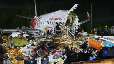 Hindistan'daki uçak kazasında ölenlerin sayısı 18'e yükseldi