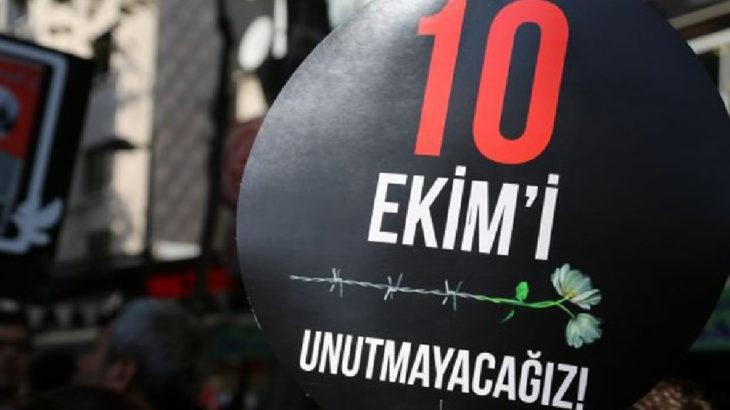 İBB'ye '10 Ekim Katliamı' tepkisi
