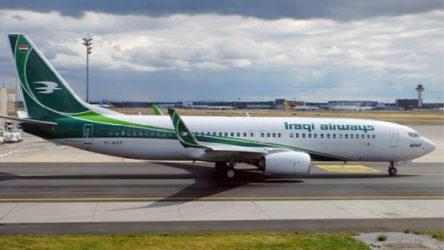 Irak, Türkiye'den yapılan uçuşları askıya aldığını duyurdu