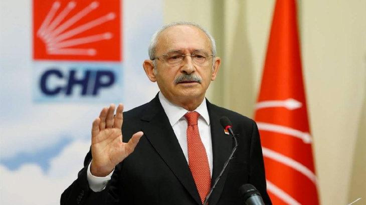 Kılıçdaroğlu PM toplantısında açıklamalarda bulunuyor