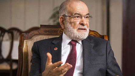 Karamollaoğlu: Hükümet suni bir mecraya girip, 'erken seçim' diyebilir