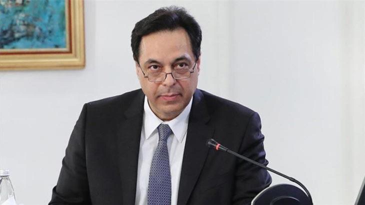 İstifa eden Lübnan Başbakanı Diyab: Yaşanan bu felaket yolsuzluğun sonucudur