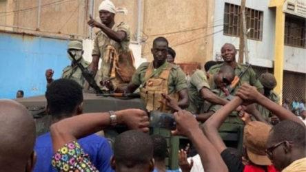 Dışişleri'nden Mali'de darbe açıklaması