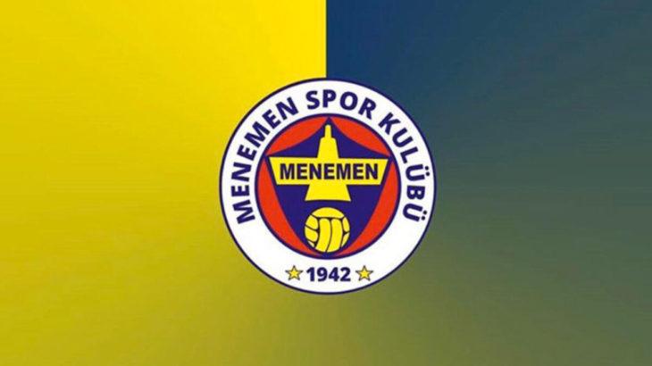 Futbolda salgın: Menemenspor'da 10 pozitif vaka