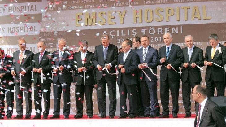 'Sağlık turizmi' Menzilcilerin hastanesi ile başlamış!