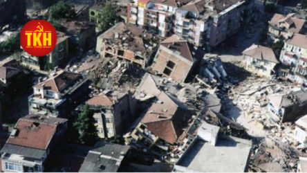 TKH: Yağma ve rant siyaseti, olası bir depremde büyük felaketin tek nedeni olacaktır