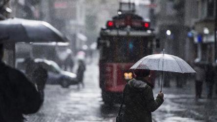 İstanbul'da aralık ayı yağış ortalaması yüzde 80 düştü