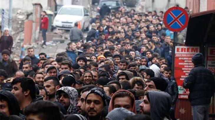 İŞKUR'a işsizlik ödeneği için başvuranların sayısı 1 milyona dayandı