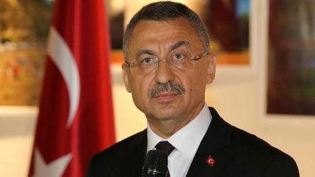 Cumhurbaşkanı yardımcısı Oktay: Lübnan, Mersin Limanı'nı kullanabilir