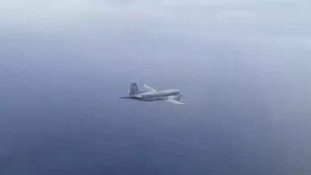 Karadeniz'de uçuş yapan Fransız ve İngiliz uçaklarına Rusya'dan müdahale