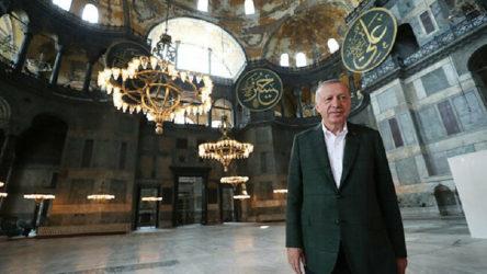 Ayasofya imamı: İstanbul yeniden fethedilmiş gibi