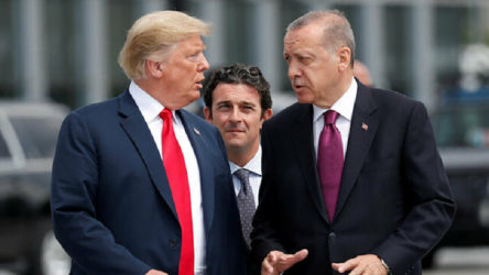 Trump: Dünya liderleri beni arayıp Erdoğan'ın hakkından gelmemi istedi