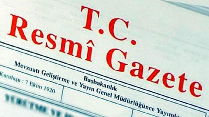 Resmi Gazete'de yayımlandı: Aralarında FETÖ, IŞİD ve PKK üyelerinin olduğu belirtilen 377 kişinin mal varlıkları donduruldu