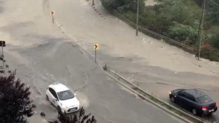 İstanbul'daki sel baskınıyla ilgili açıklama yapıldı