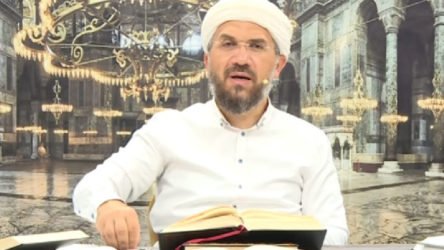 Gerici Şenocak'tan skandal İstanbul Sözleşmesi yorumu