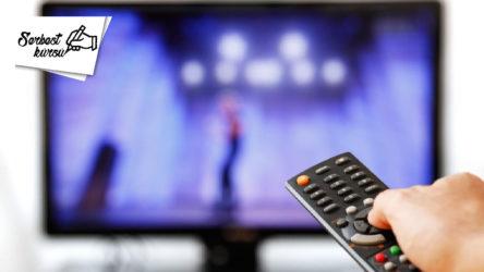 SERBEST KÜRSÜ   Yarış: Televizyonlardaki yarışma programları
