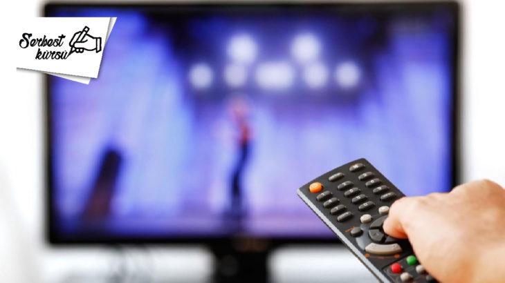 SERBEST KÜRSÜ | Yarış: Televizyonlardaki yarışma programları