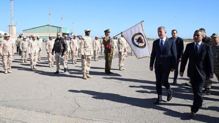 Savunma Bakanlığı'ndan Libya çıkışı