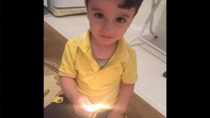 Düğünde açılan ateş 3 yaşındaki Sidar'ı öldürdü