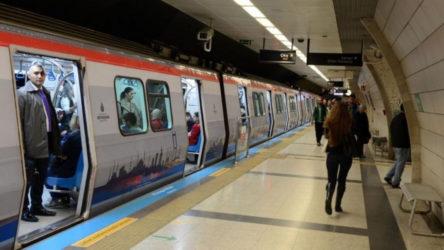 Marmaray'da raylara atlayan kişi hayatını kaybetti