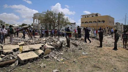 Somali'de terör: 10 kişi hayatını kaybetti, çatışmalar sürüyor