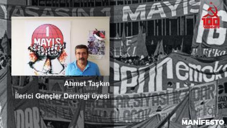 İGD'li Ahmet Taşkın: Ölünceye kadar mücadeleye devam edeceğiz