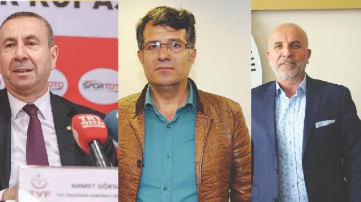 Spor Federasyonları AKP'lilerin akraba bahçesi gibi!