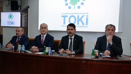 TOKİ, AKP'ye yakın firmalara 106 milyon lira ödemiş