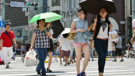 Tokyo'da sıcak hava nedeniyle 170 kişi hayatını kaybetti