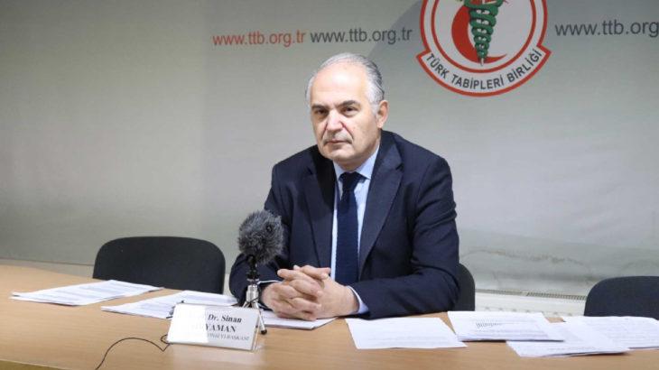 TTB: Sağlık Bakanlığı verileri dünyadan gizliyor