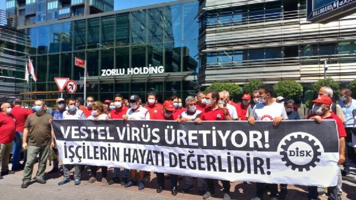 Vestel İşçileri Direniyor: