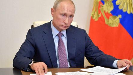 Vladimir Putin açıkladı: İlk koronavirüs aşısını geliştirdik