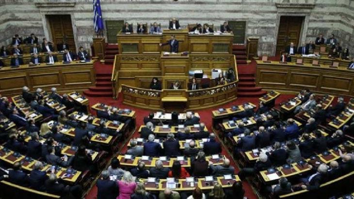 Yunanistan parlamentosu Mısır ile imzalanan Doğu Akdeniz anlaşmasını onayladı