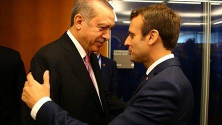 Kalın açıkladı: Erdoğan ve Macron anlaştılar