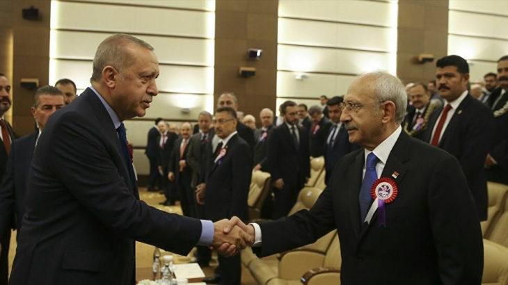 Kılıçdaroğlu'ndan Erdoğan'a tam destek