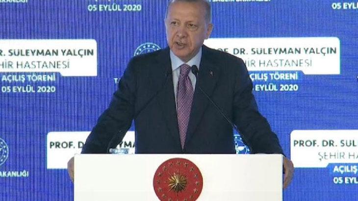 Erdoğan: Ya siyasetle anlayacaklar, ya sahadaki acı tecrübelerle anlayacaklar
